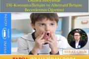 Otizmli Bireylerde Dil–Konuşma/İletişim ve Alternatif İletişim Becerilerinin Öğretimi/Zoom-Online Eğitim-2