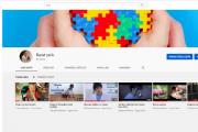 Youtube kanalı açtım