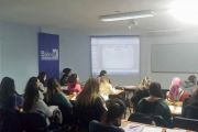 Bodrum'da Otizm Riskli Bebekler Eğitim Programı eğitimi yaptık