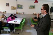 Ankara'da Otizm Riskli Bebekler Eğitim Programı eğitimi yaptık