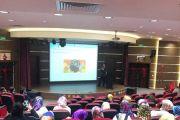 Süleymaniye Kolejinde otizm ve kaynaştırma eğitimi sunumu yaptık