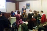 Bursa'da EYDE eğitimi yaptık
